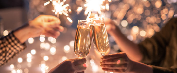 Celebrate New Years 2021 with Our Favorite Local Businesses at Redbird Market